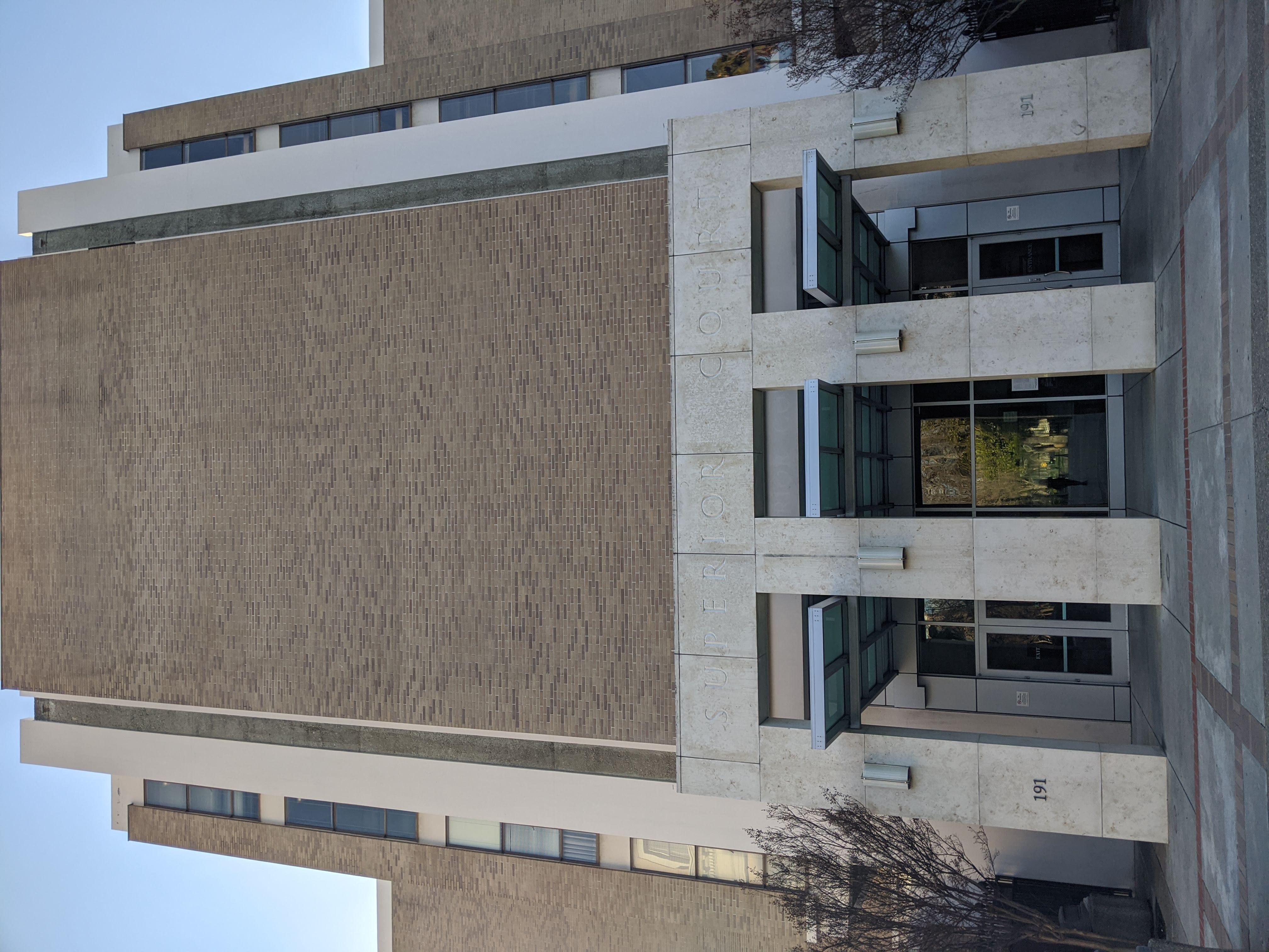 San Jose Courthouse