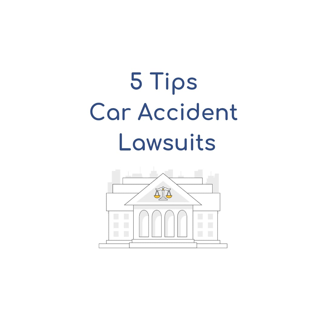 5 Tips for Suing Someone Who Hit Your Car