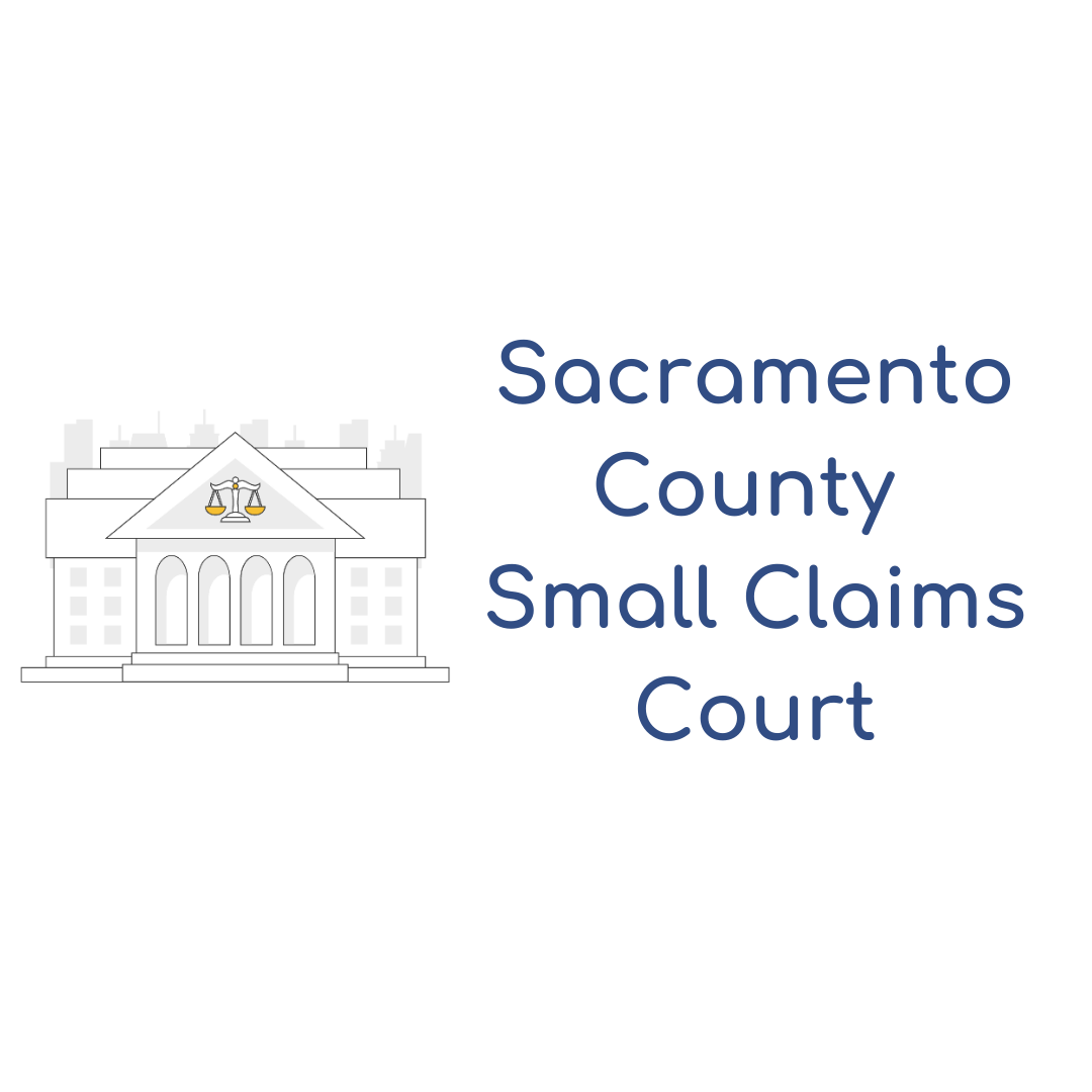 Sacramento Small Claims Court