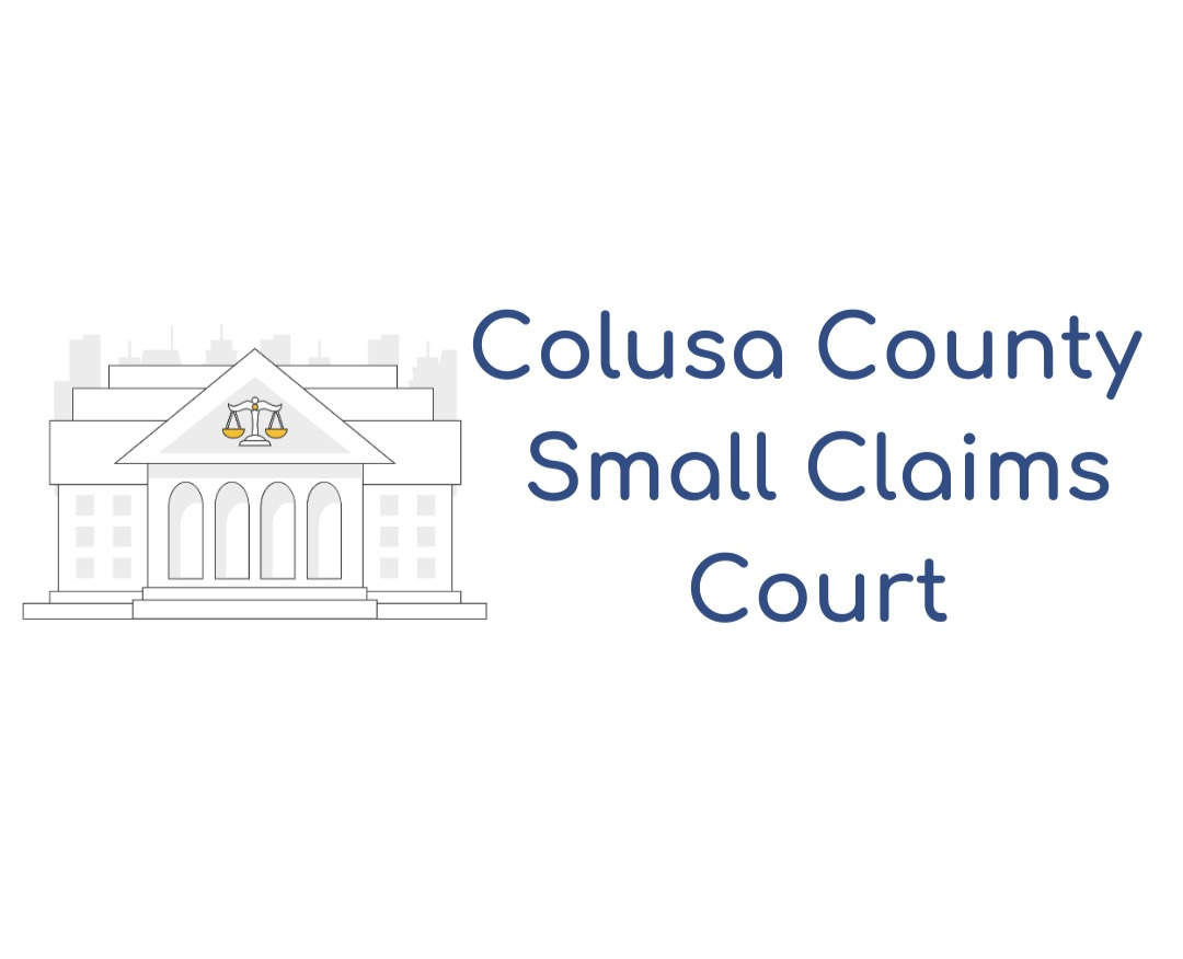 Colusa County Small Claims