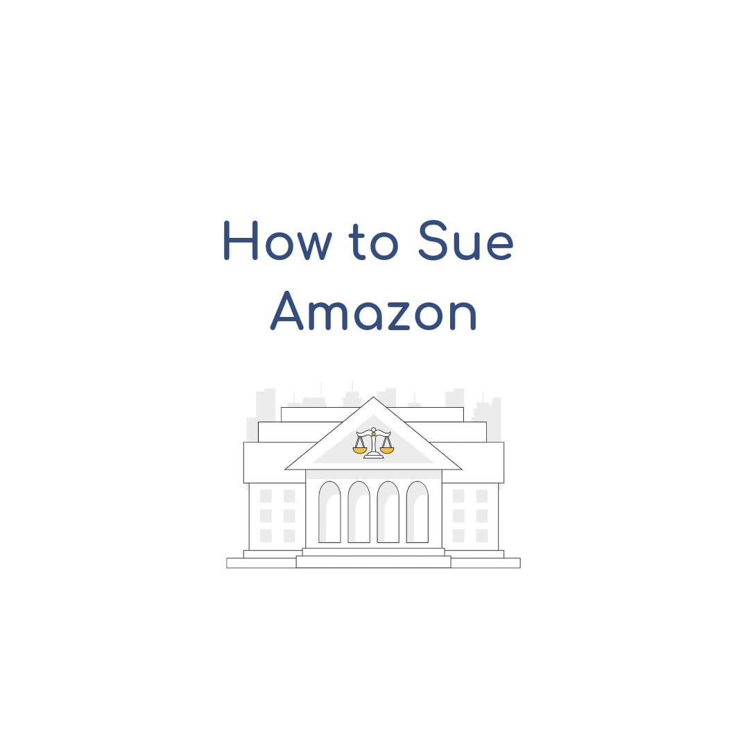 How To Sue Amazon