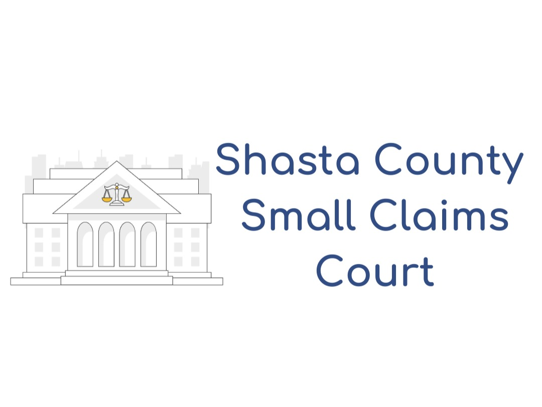 Shasta County Small Claims