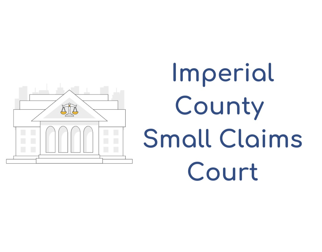 Imperial County Small Claims