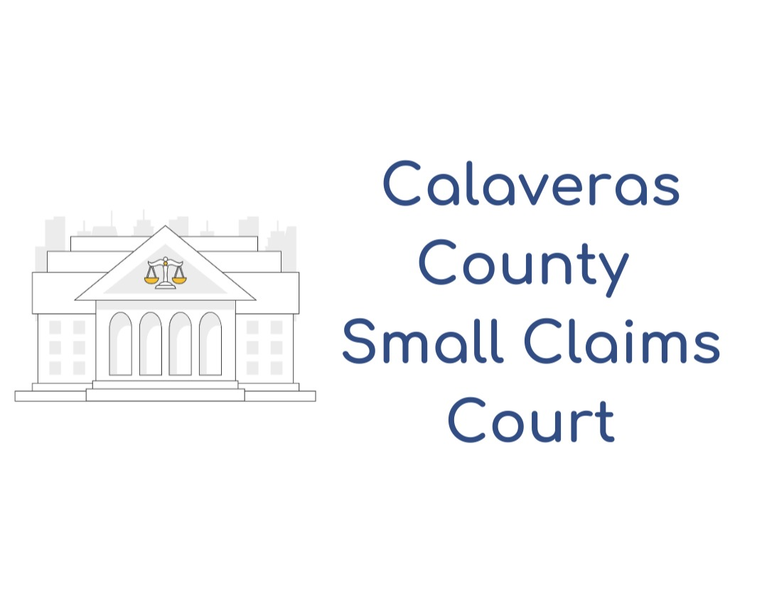 Calaveras County Small Claims