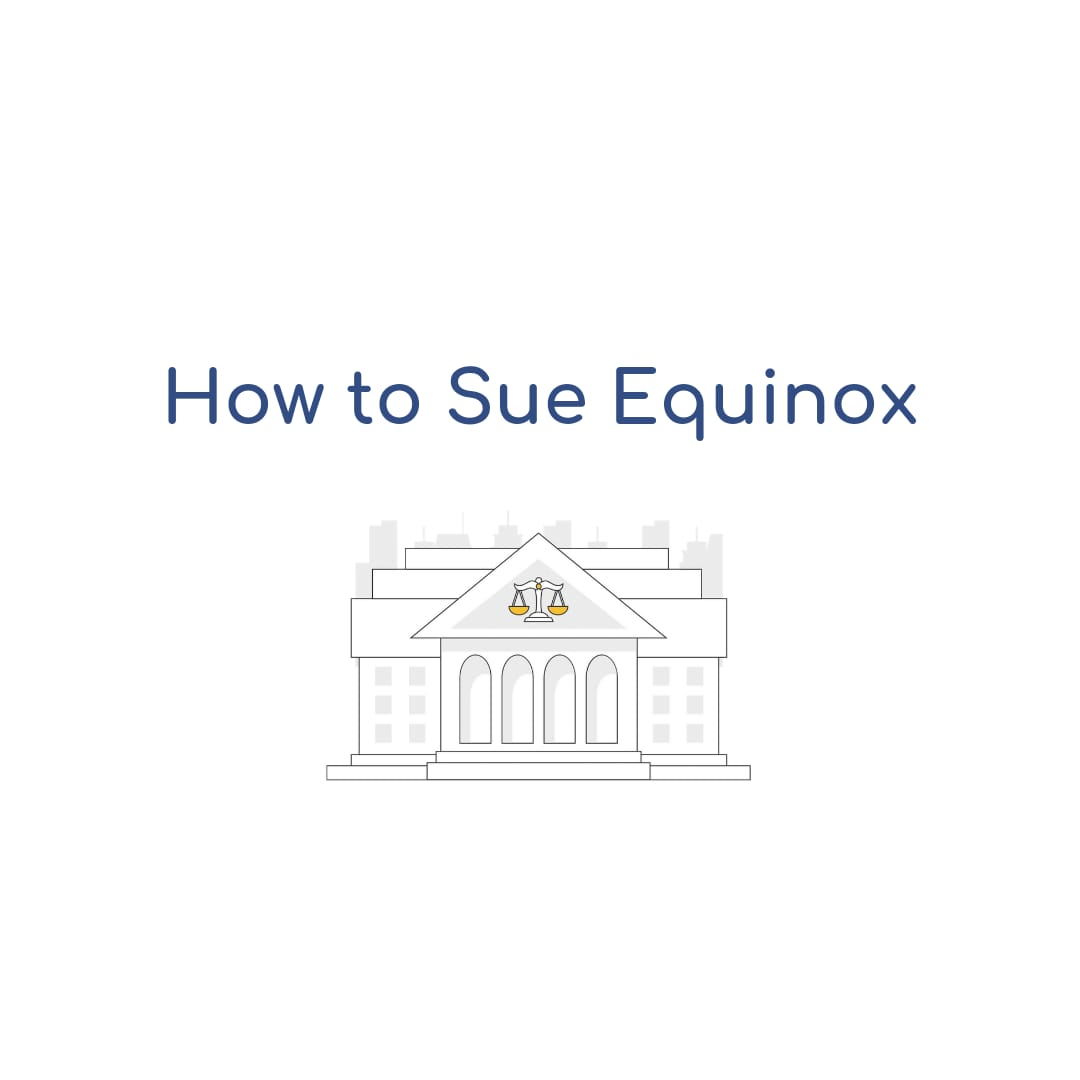 How To Sue Equinox