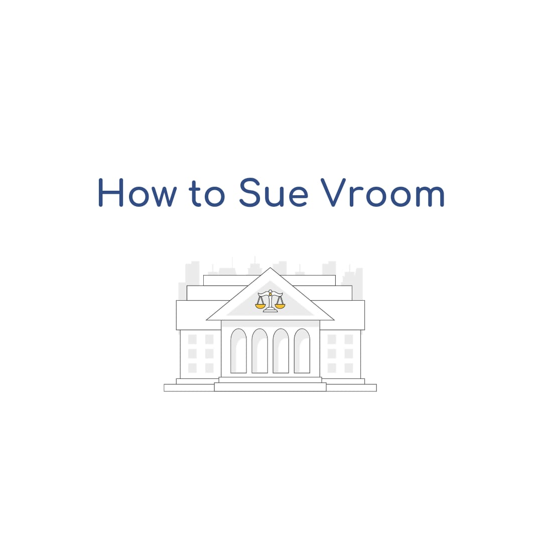 How to Sue Vroom