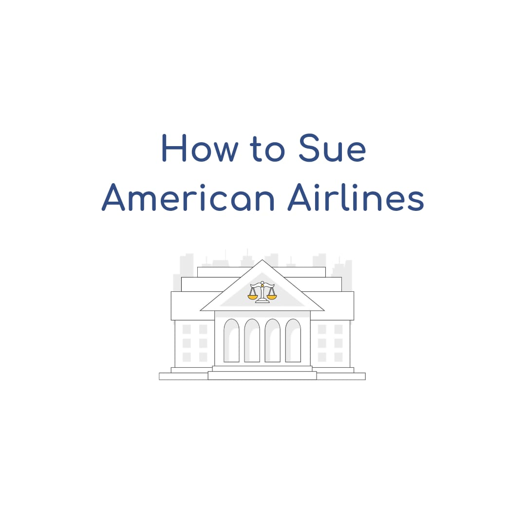 How to Sue American Airlines