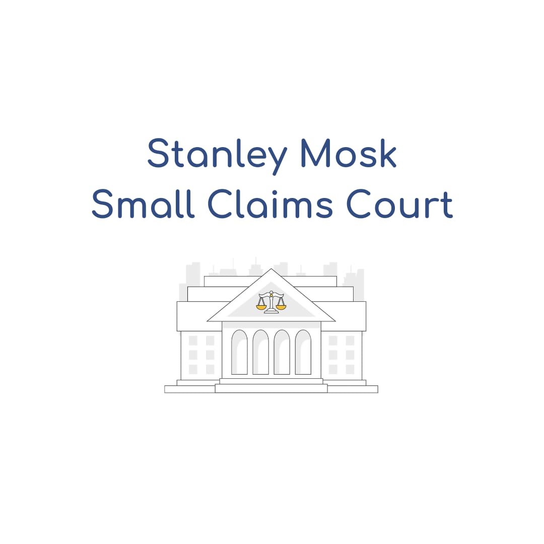 Stanley Mosk Small Claims Court