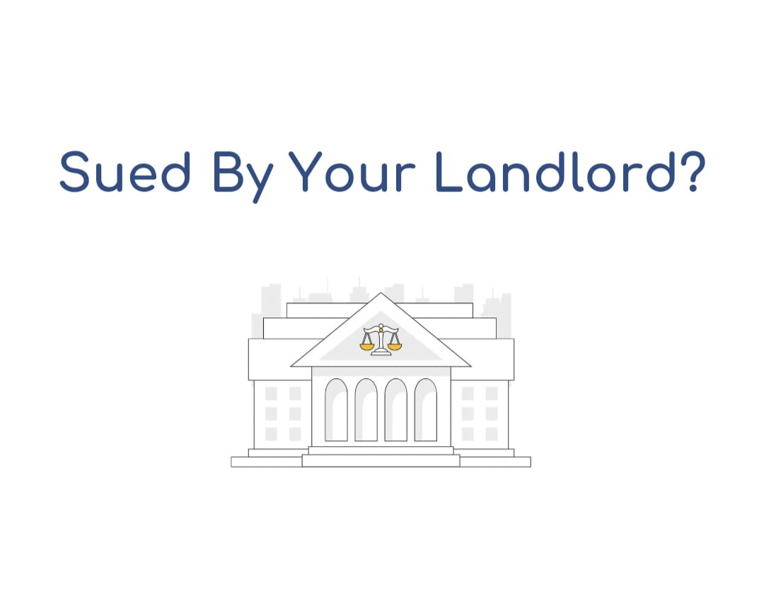 Sued by your landlord in California Small Claims?
