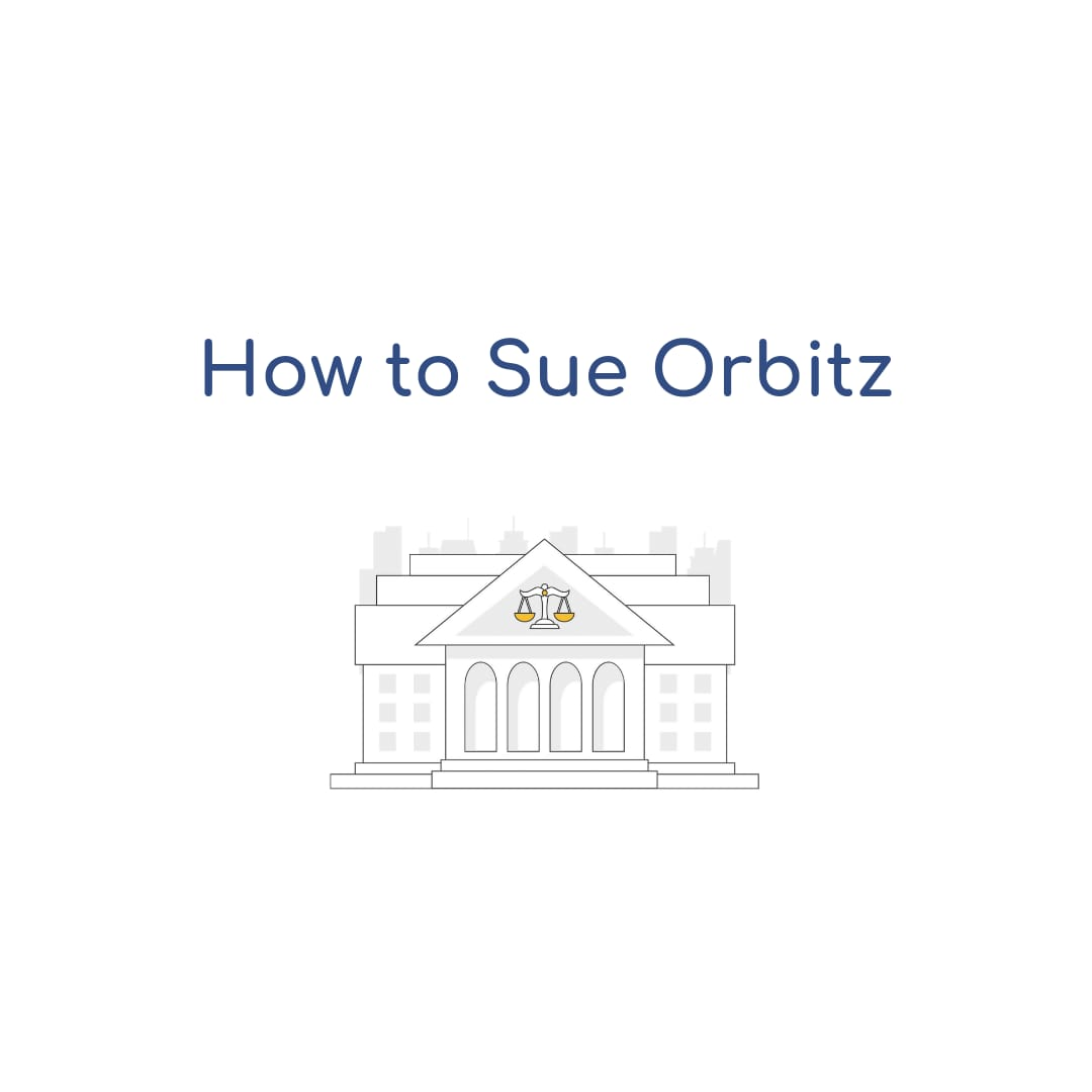 How to Sue Orbitz