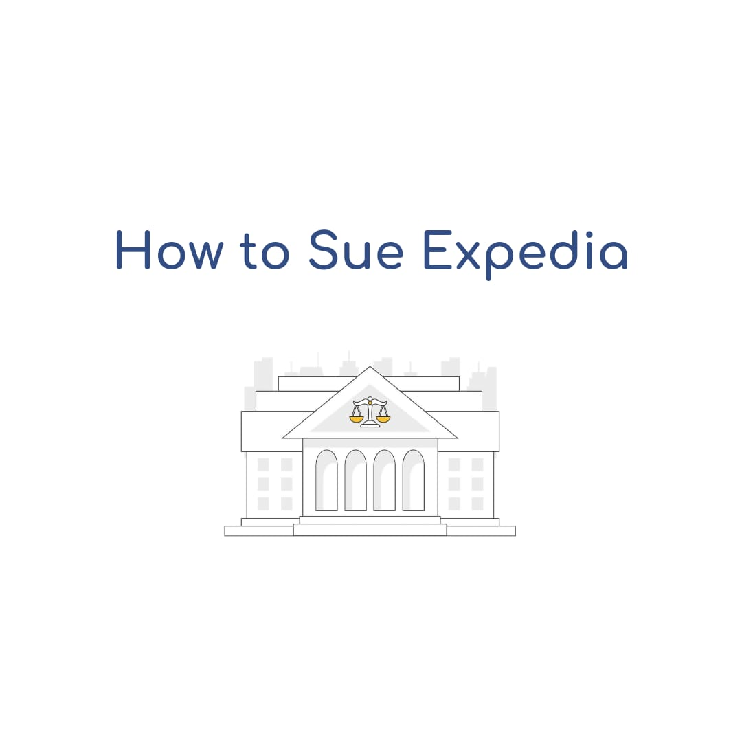 How to Sue Expedia