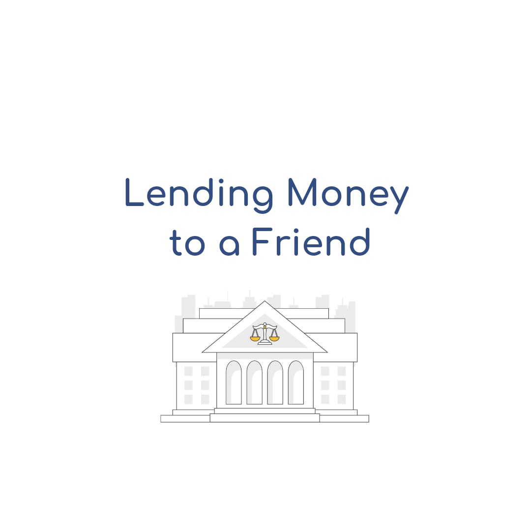 What to Do When a Friend Owes You Money