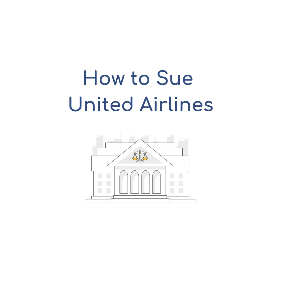 How to Sue United Arilines