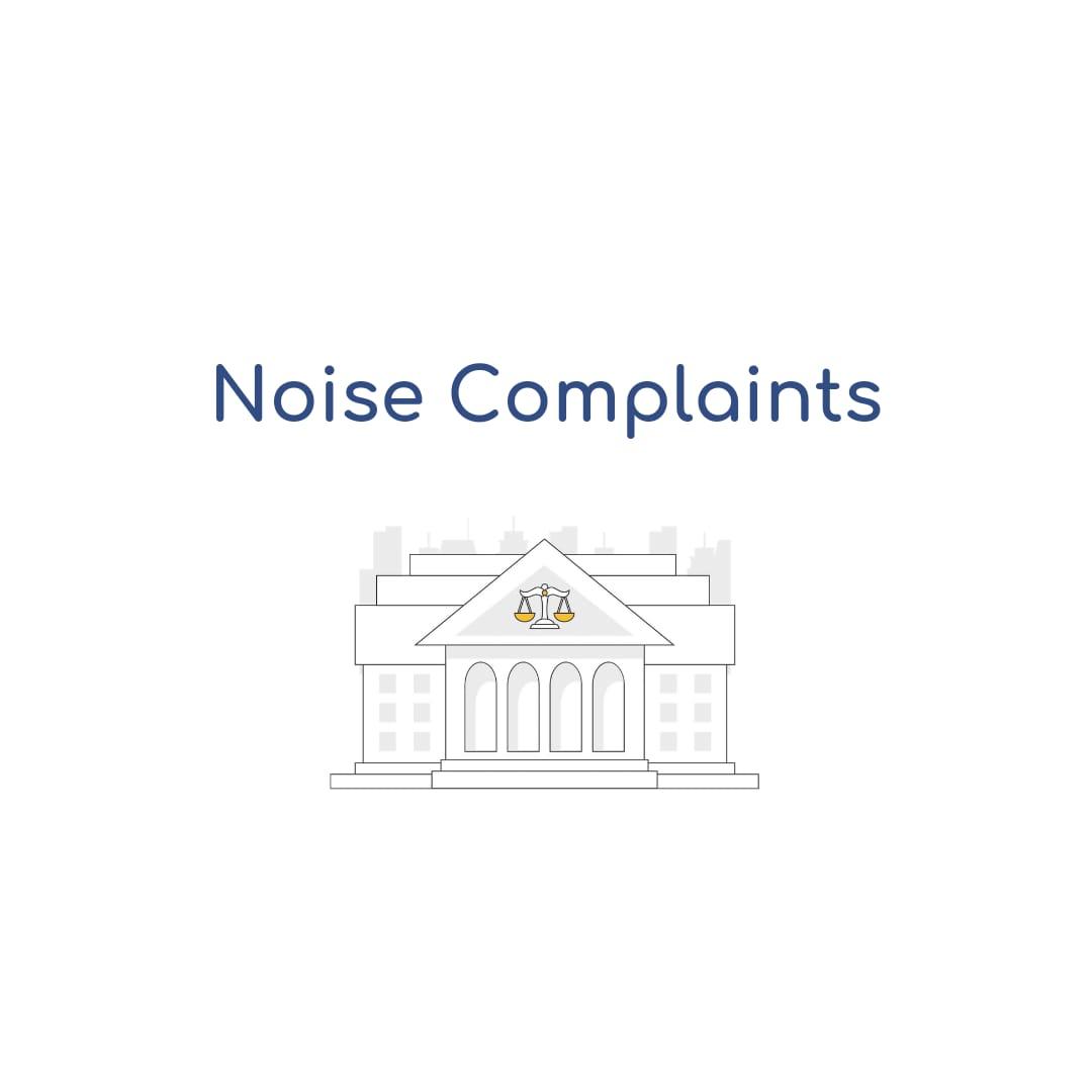 How to Handle Loud Neighbors