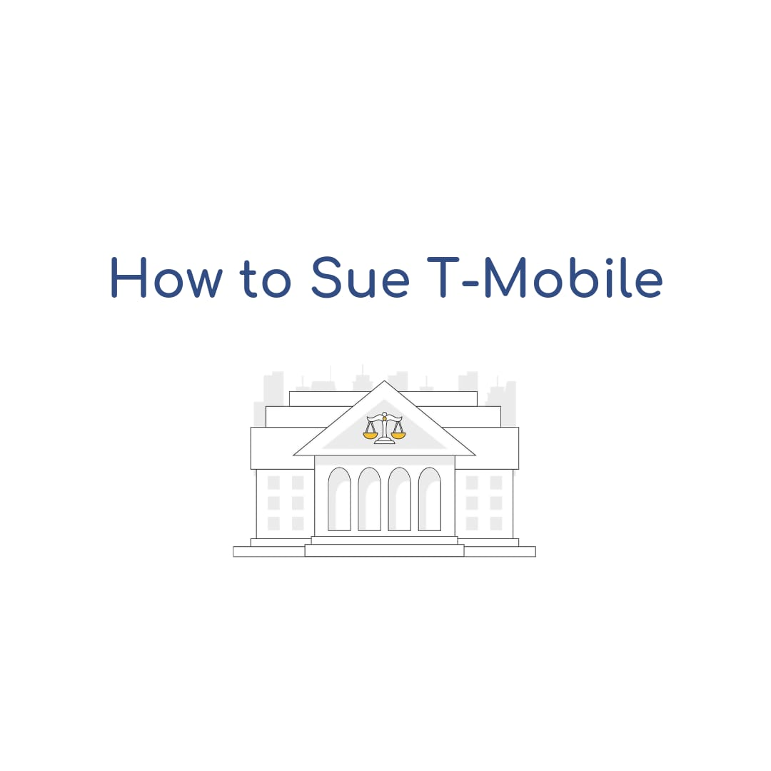 How to Sue T-Mobile