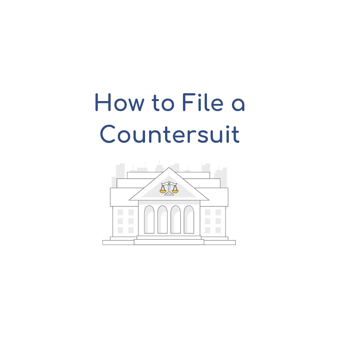 How to File a Countersuit in California Small Claims- Form SC-120