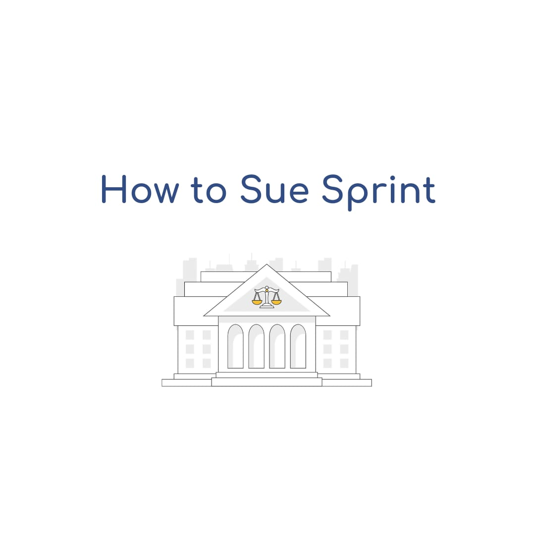 How to Sue Sprint
