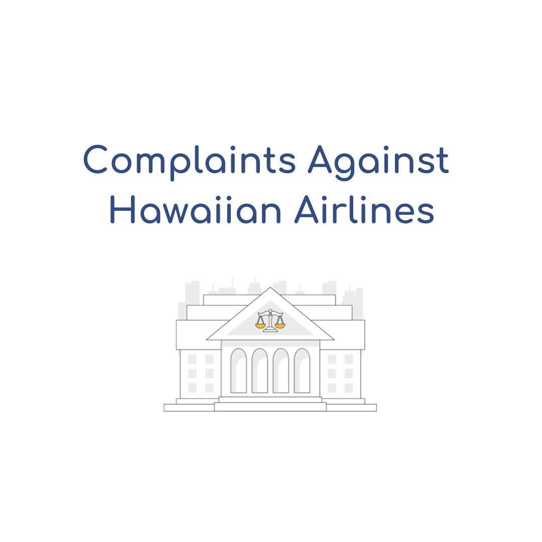 How to file a complaint against Hawaiian Airlines