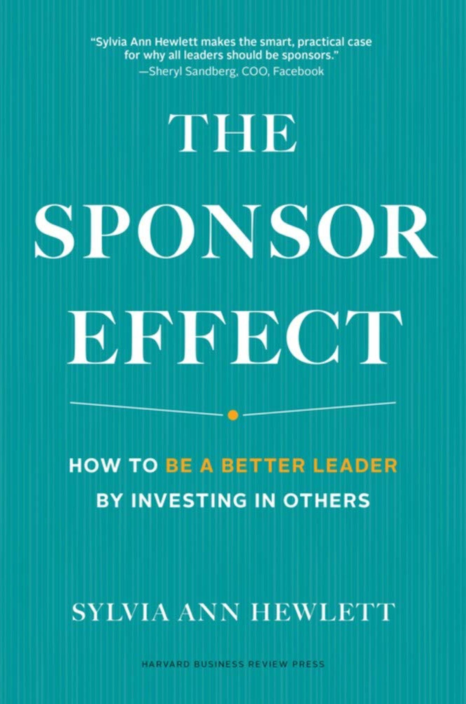 The Sponsor Effect