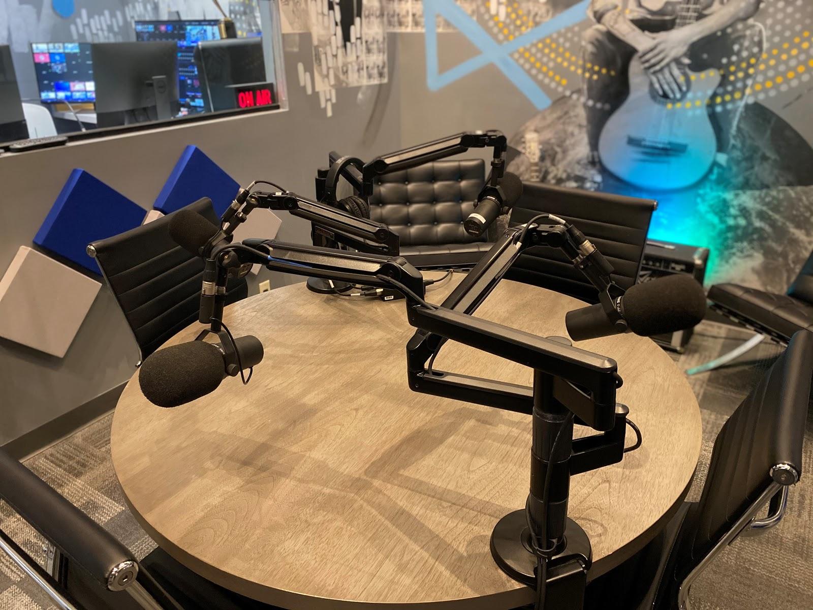 Soapbox Studios audio recording