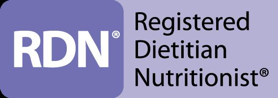 Registered Dietitian Nutritionist Badge