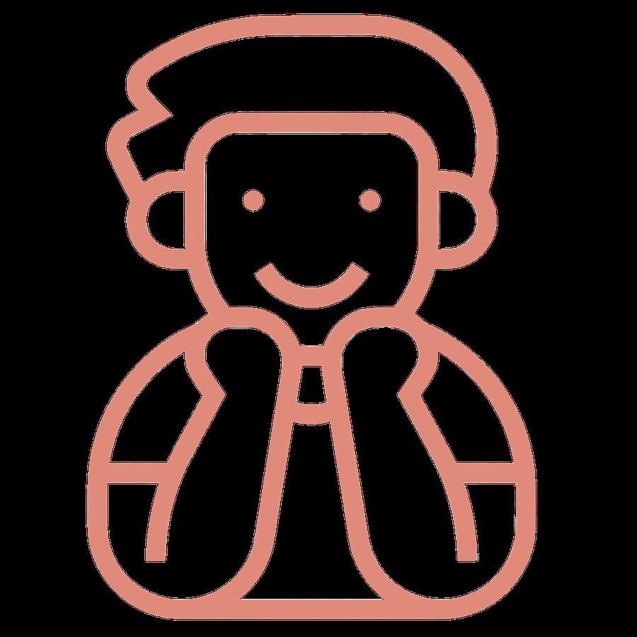 Pediatric Nutrition child icon