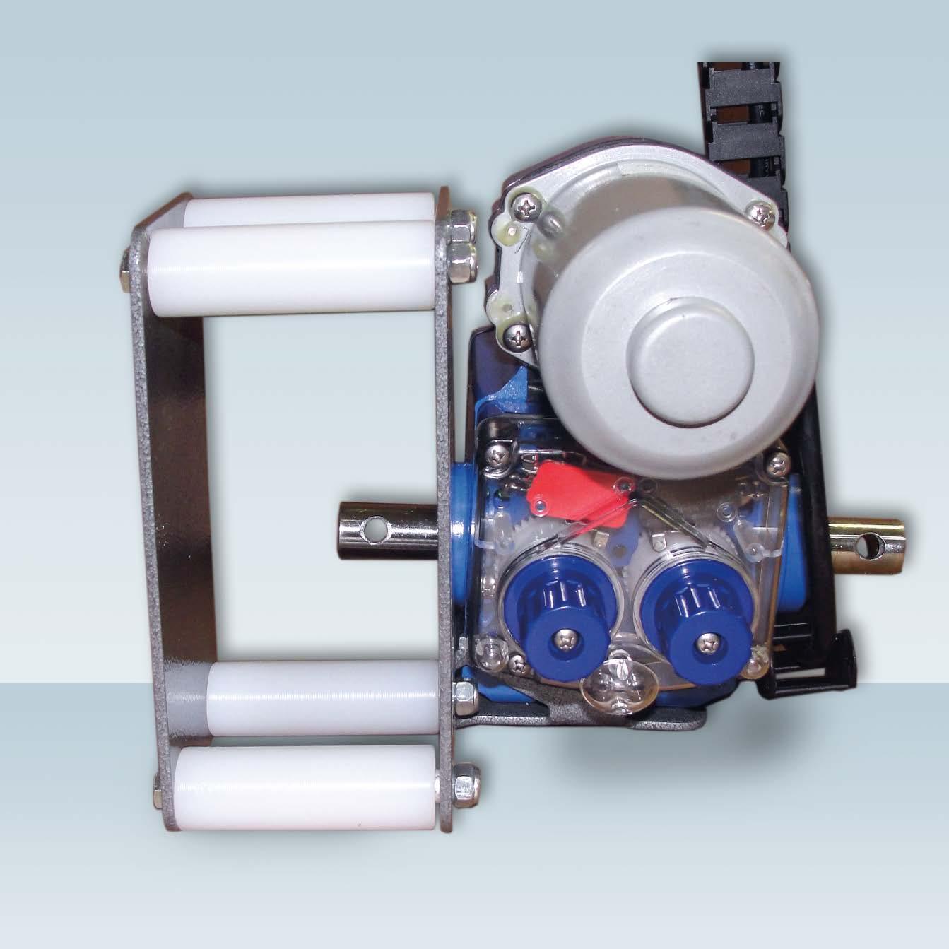 Ventilation Curtain Drive Motor