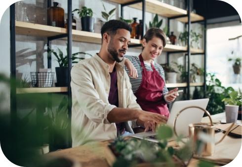 Shop Owner Going Digital