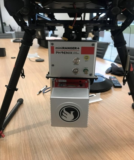 Minivux-1 UAV system