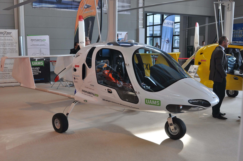 XENON IV GEO Gyrocopter