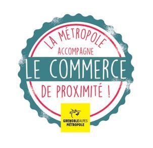 Logo de la métro pour l'aide au commerce de proximité