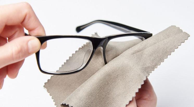 Nettoyer ses lunettes