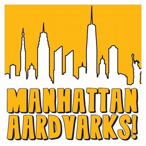 Manhattan Aardvarks logo