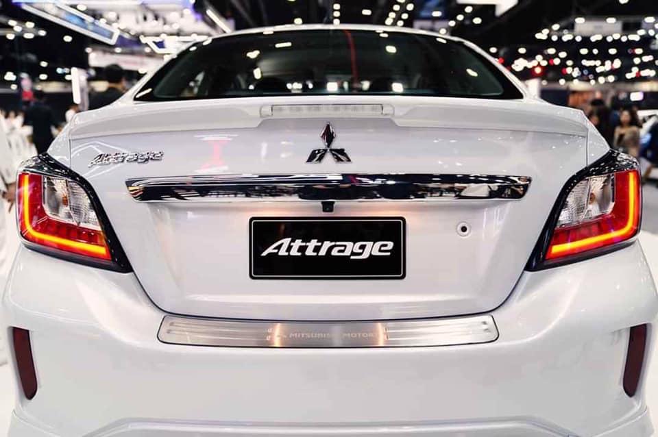 Mitsubishi Attrage MT Eco - Hình 8