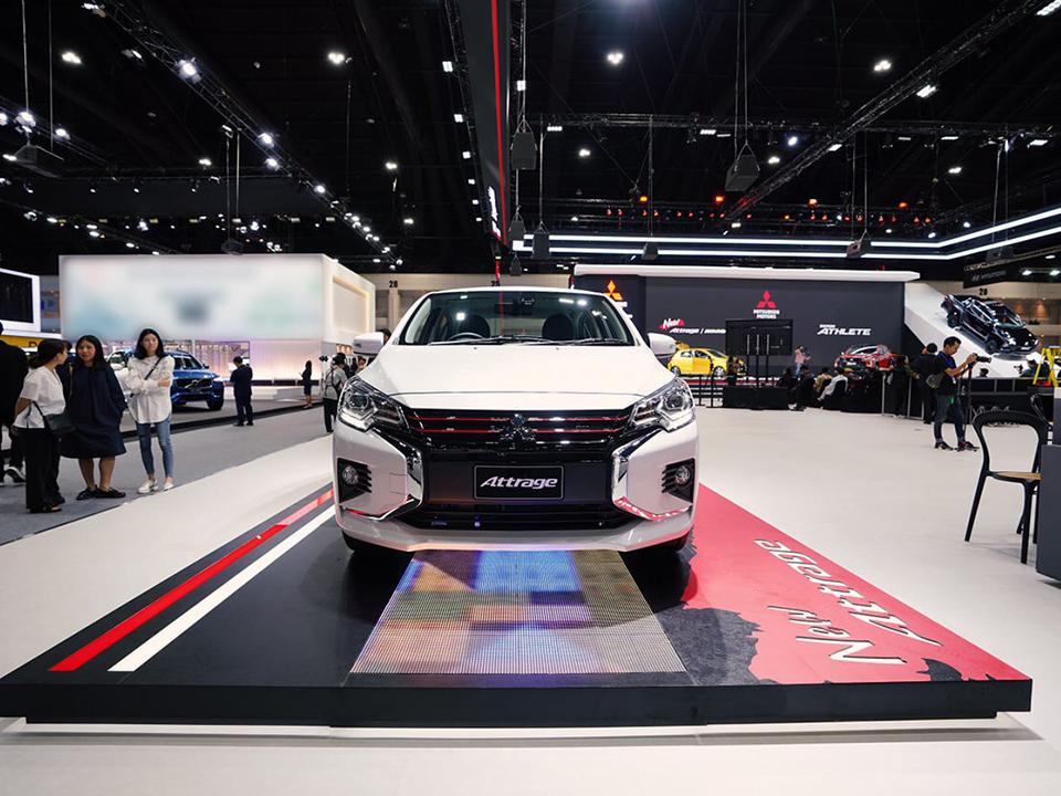 Mitsubishi Attrage MT Eco - Hình 3