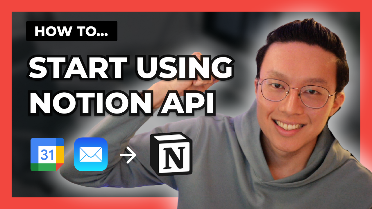 How To Use The Notion API