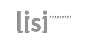 Logo de LISI aerospace, client de Oplit.