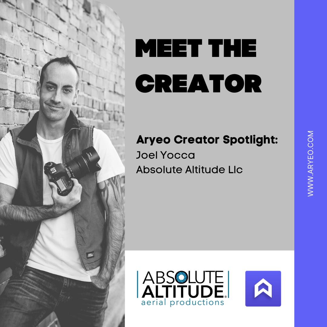 Creator Spotlight: Joel Yocca, Absolute Altitude