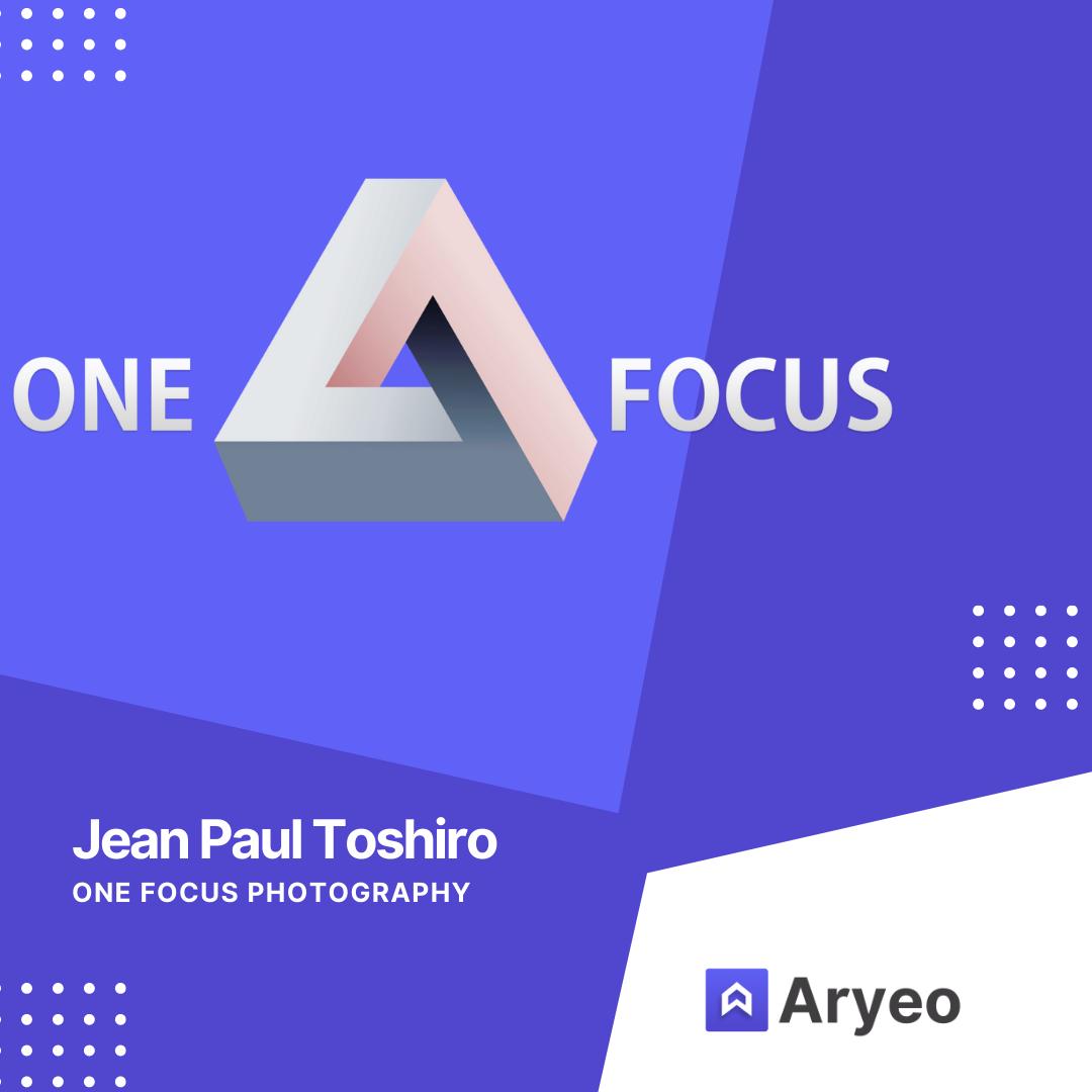 Creator Spotlight: JP Toshiro, One Focus Photography