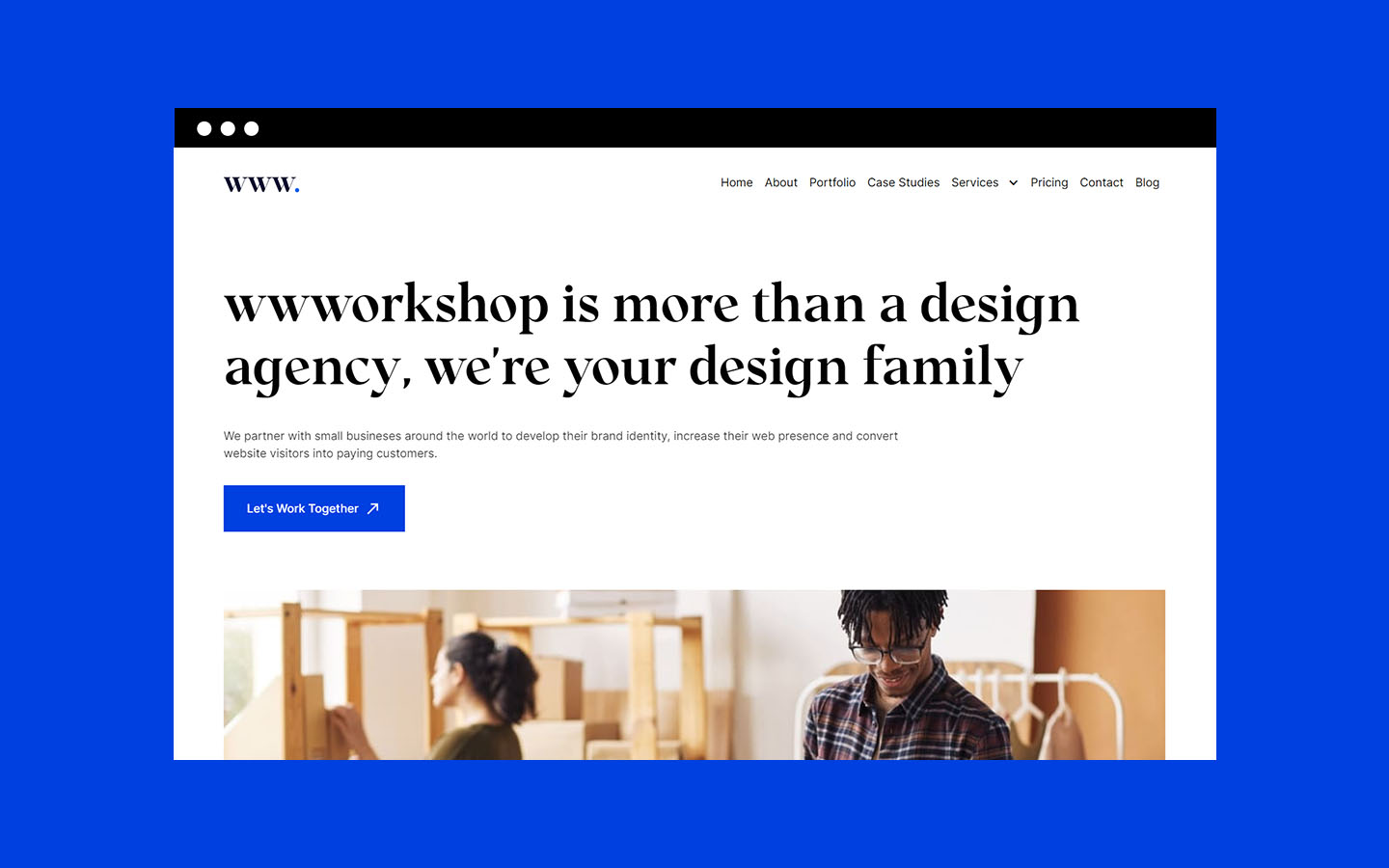 Featured case study thumbnail