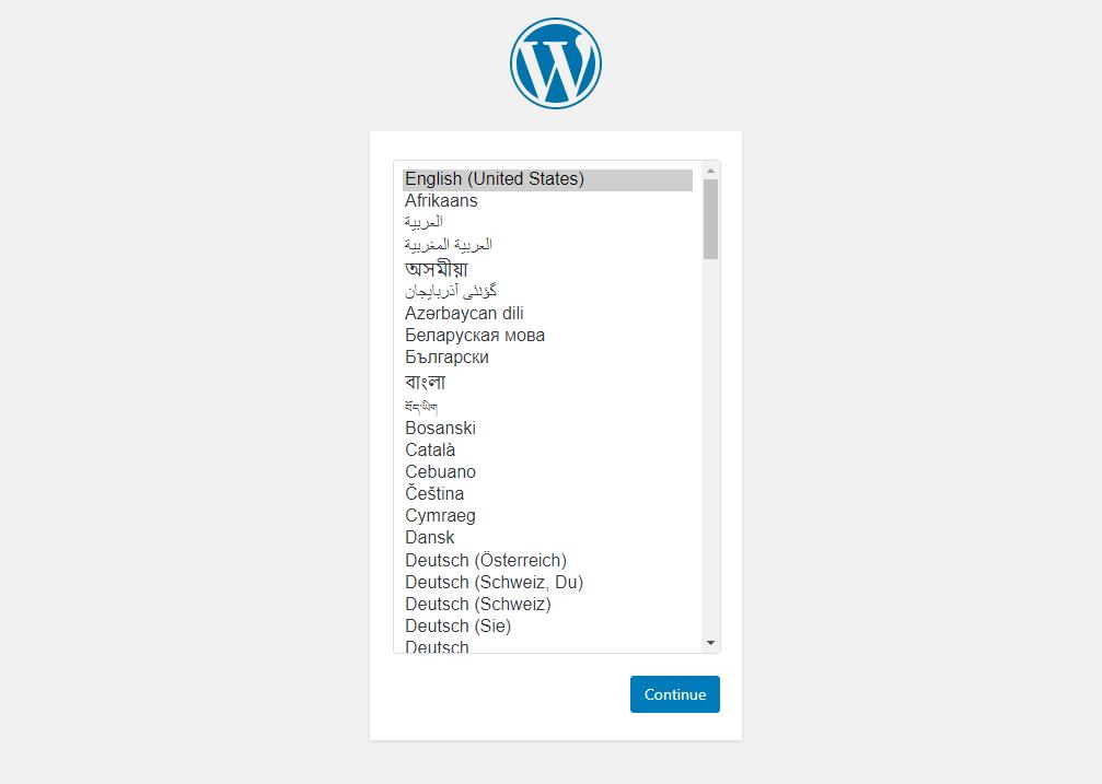 Laragon WordPress local development tool