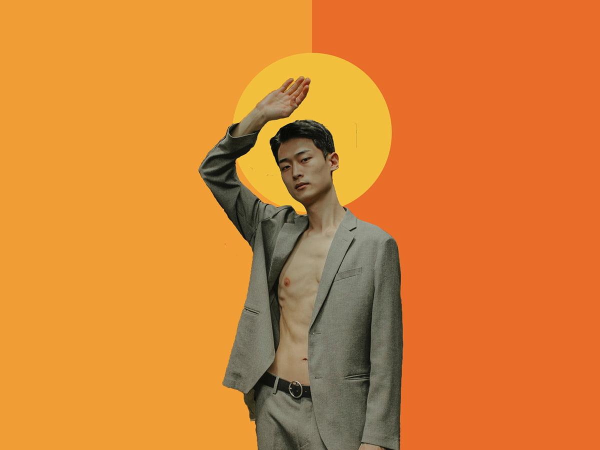 """Korean Sun"" by Deangelo Humphrey"