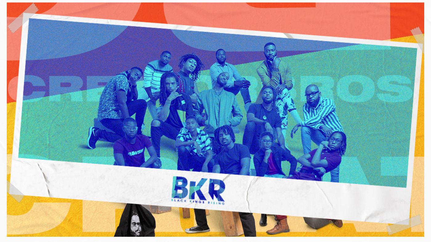 Black Kings Rising promotional artwork