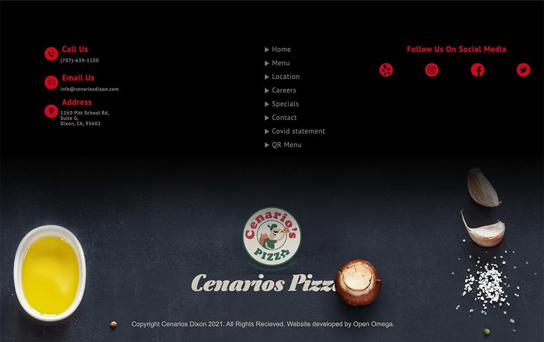 Client website preview 13