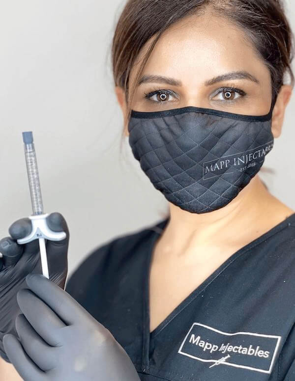 Meet Maram Hsamawi, Sydneys celebrity and most experienced injectors