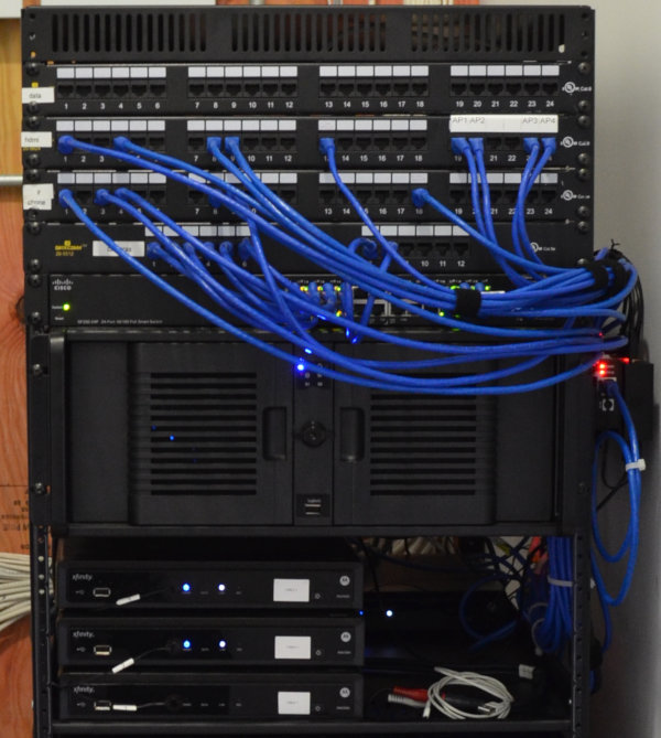 Data/VoIP Cabling