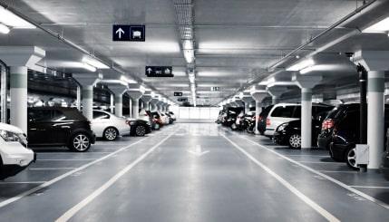 Parking Garage Security
