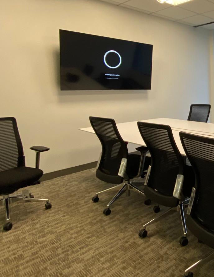 Speakers, TVs, and Mesh Wifi