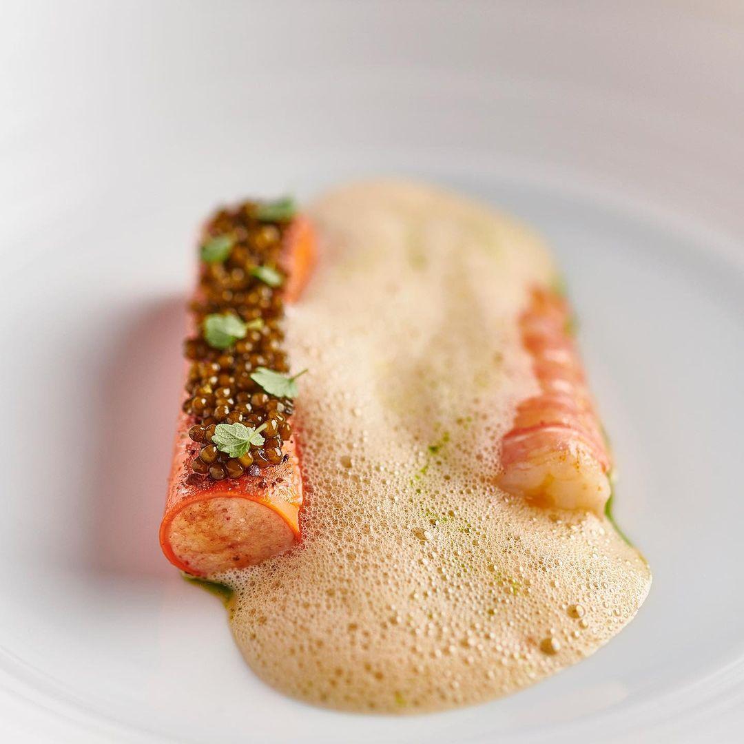 Wagyu lobster