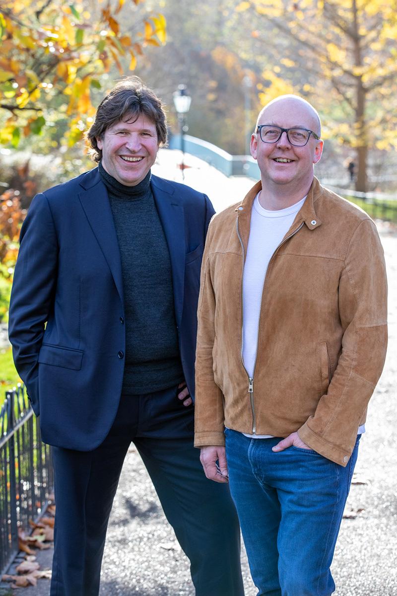 Richard Weiss & Matt Bird